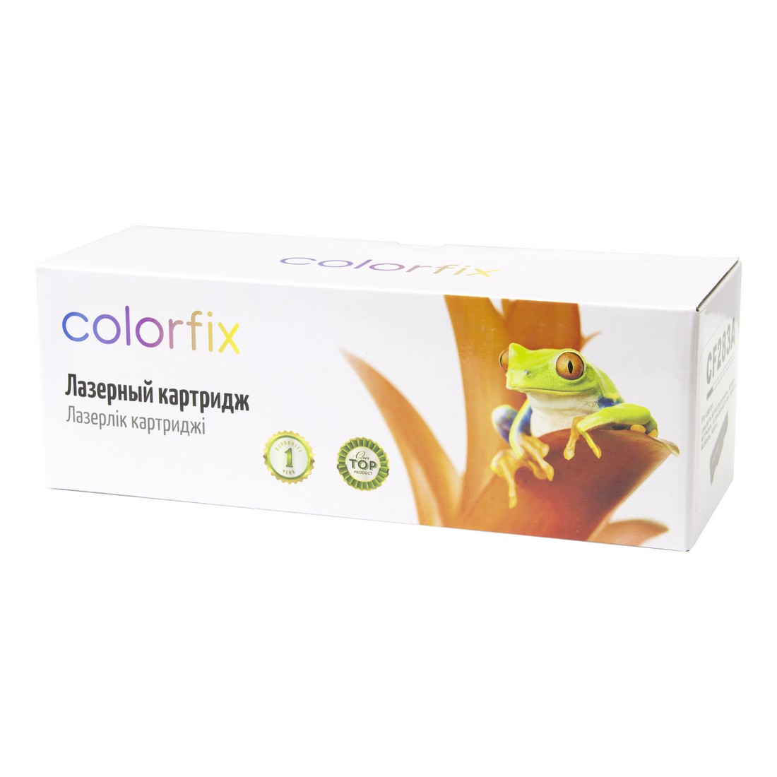 Картридж, Colorfix, CF283A, Для принтеров HP LaserJet Pro M125/M126/M127/M128/M201/M225, 1500 страниц.