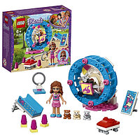 Лего Подружки Конструктор Игровая площадка для хомячка Оливии