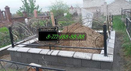 Строительство мусульманских могил, фото 2