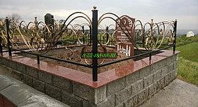 Мусульманская могила облагораживание, фото 3