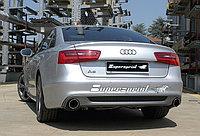 Выхлопная система Supersprint на Audi A6 C7 Typ 4G