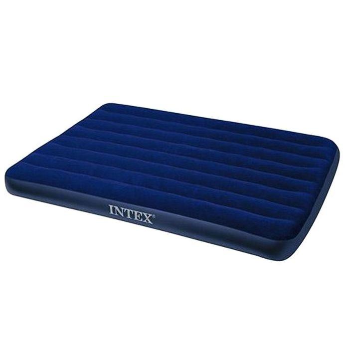 Матрас надувной INTEX 137х191х22 см. (68758)