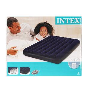 Матрас надувной INTEX 137х191х22 см. (68758) , фото 2