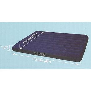 Матрас надувной INTEX 152х203х22 см. (68765), фото 2