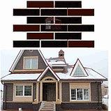 """Фасадная облицовочная бетонная панель - """"облицовочный кирпич"""", фото 5"""