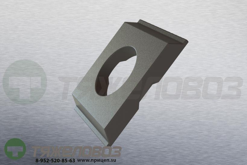Формованная пластина 82 x 84 x 15 / Ø 50 03.001.14.97.0 / 0300114970