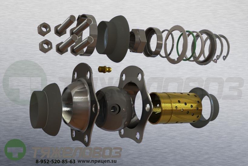 Ремкомплект тормозного вала (на сторону) BPW H-серия 09.801.02.13.1