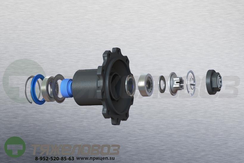 Ступица колеса 9 тн BPW ECO MAXX 09.801.06.67.0