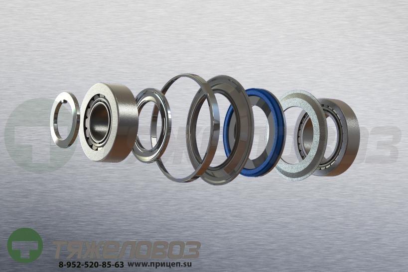 Ремкомплект ступицы колеса BPW ECO MAXX 10-12 тн 09.801.06.89.0