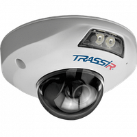 Бюджетная миниатюрная купольная вандалозащищенная 1.3МпIP-камера с ИК-подсветкой. 1/3'' CMOS