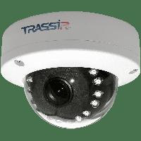 Бюджетная миниатюрная купольная вандалозащищенная2Мп IP-камера с ИК-подсветкой. 1/2.9'' CMOS сенсор SONY Exmor