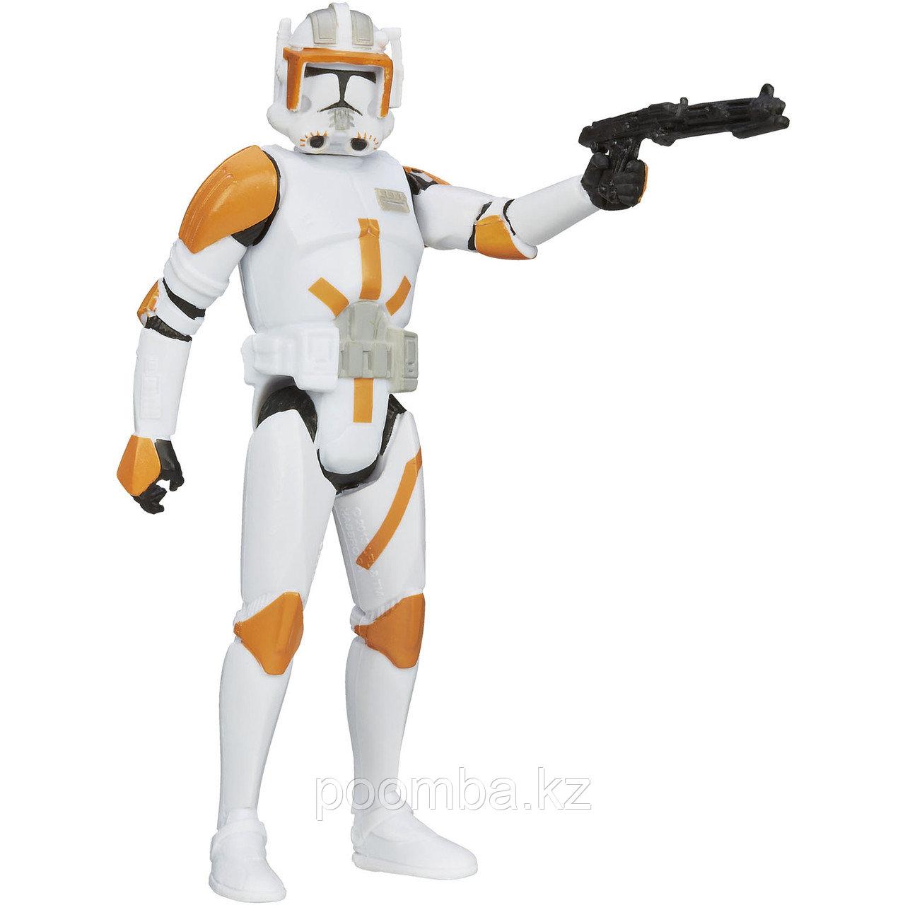 Фигурка Clone Commander Cody SL12, из серии 'Star Wars' (Звездные войны)