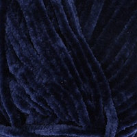 Пряжа 'Velour' 100 микрополиэстер 170м/100г (848 т. баклажан)