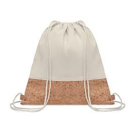 Рюкзак на шнурках с пробковыми, ILLA