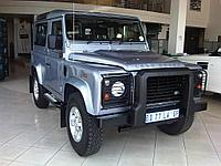 Кенгурятник для переднего бампера на Land Rover Defender (2007-2019)
