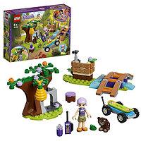 Лего Подружки 41363 Конструктор Приключения Мии в лесу