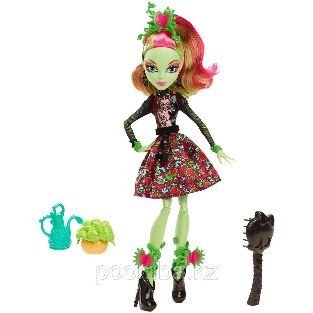 Кукла Венера Макфлайтрап Monster High (Монстер Хай) из серии Мрак и Цветение