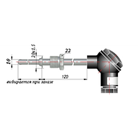 Термометр сопротивления ДТС0,5-50М.В3.250
