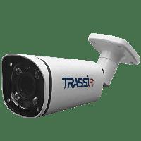 Компактная уличная 2Мп вариофокальная IP-камера. Матрица 1/2.7'' CMOS 2Мп