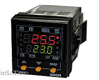 ПИД-регулятор с универсальным входом ТРМ101-РИ