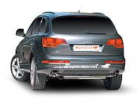 Выхлопная система Supersprint на Audi Q7