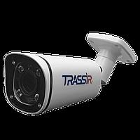 Компактная уличная6Мпвариофокальная IP-камера.Матрица 1/2.9'' CMOS