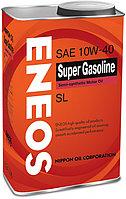 Моторное масло ENEOS Super Gasoline 10W-40 1литр