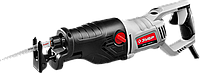 Пила сабельная (электроножовка), ЗУБР ЗПС-1400 Э, 1400 Вт, 0-2800 ход/мин, рез 255 мм (дерево), 20 мм (сталь),