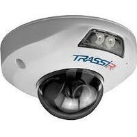 Миниатюрная купольная вандалозащищенная6МпIP-камера с ИК-подсветкой
