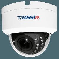 Компактная уличная 4Мп вариофокальная IP-камера
