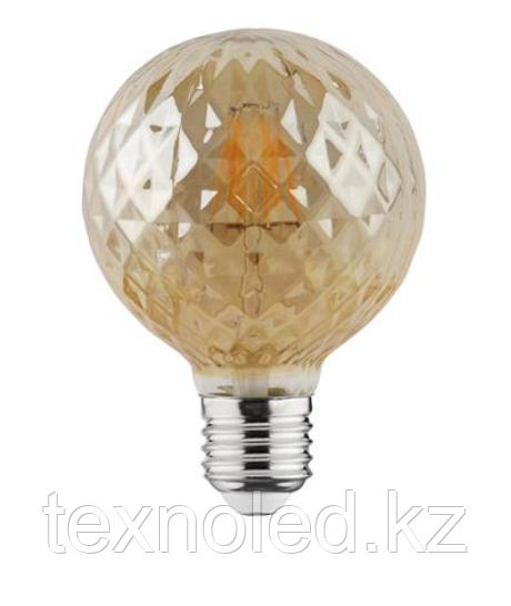 Светодиодная лампа  Ретро R95 4W  2200К