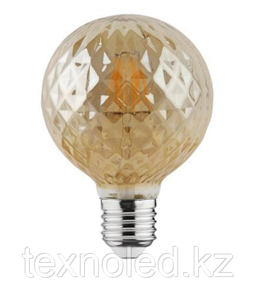 Светодиодная лампа  Ретро R95 4W  2200К, фото 2