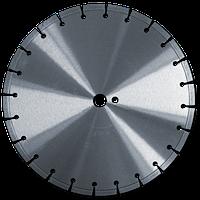 Сегментный диск по ж/бетону (Laser) цвет : сталь