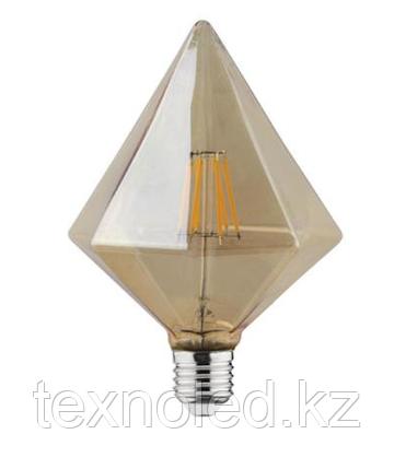 Лампа RUSTIC PYRAMID-6, фото 2