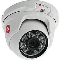 Компактная вандалозащищенная 2Мп IP-камера с ИК-подсветкой