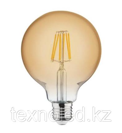 Лампа RUSTIC GLOBE-4 R95 6W , фото 2