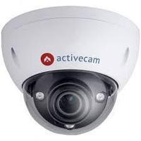 Купольная вандалозащищеннаяq4K (8Мп)IP-камера смотор-зумоми автофокусом