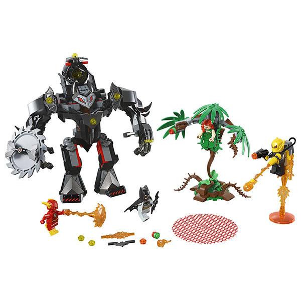 LEGO SUPER HEROES Робот Бэтмена против робота Ядовитого Плюща