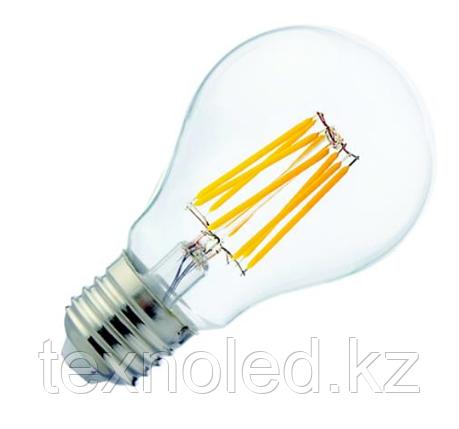 Лампа филамент E27/8W/ 2700К,4200K, фото 2