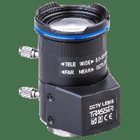 4-х мегапиксельный вариофокальный объектив с ИК-коррекцией для работы в ночном режиме