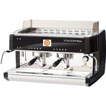 Кофемашина Quality Espresso Visacrem V6 Plus 2GR Grouptronic дисплей
