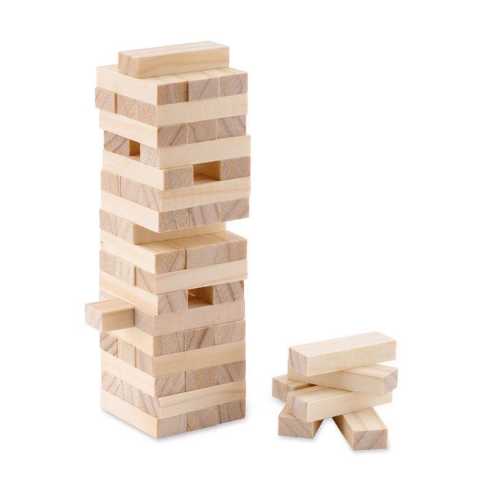 Игра деревянная башня, PISA