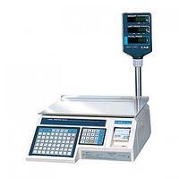 Весы торговые CAS LP-30R (v1.6)