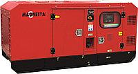 Дизельный генератор 100 кВт 380В в тихом кожухе D100E3 MAGNETTA