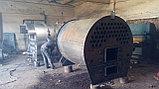 КТГ-1000  Котёл на твёрдом топливе, водогрейный горизонтальный стальной, фото 4