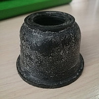 Пыльник на рулевой наконечник, шаровую опору, стойку стабилизатора, резиновый, гелевый