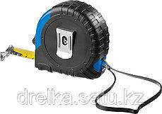 СИБИН 5м / 25мм рулетка в ударостойком обрезиненном корпусе, фото 2