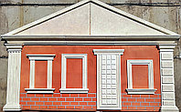 Широкий ассортимент по декору на фасад