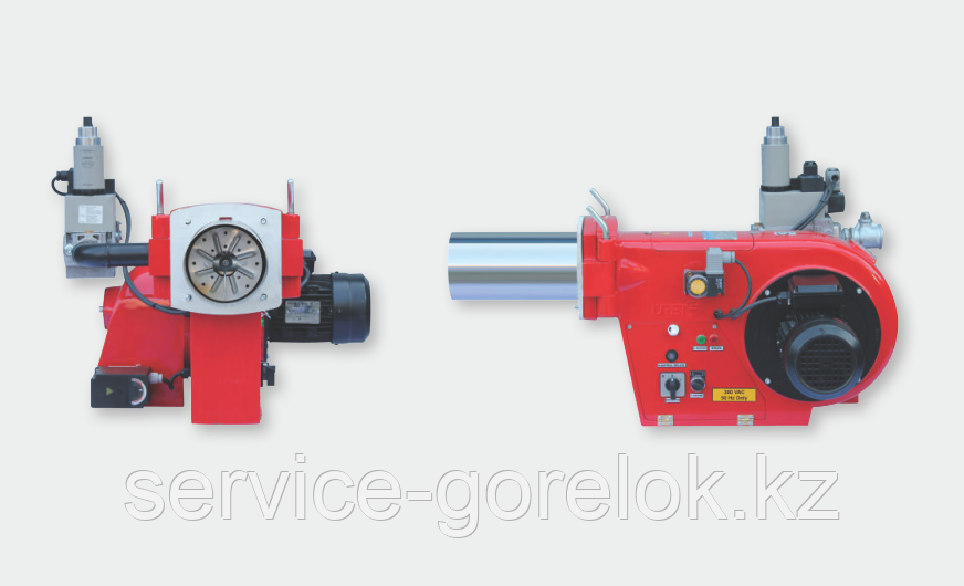 Горелка Uret URG3Z (406 кВт)