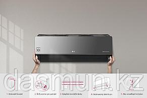 Кондиционер настенный LG Artcool MIRROR Inverter AC 12 ВQ R32